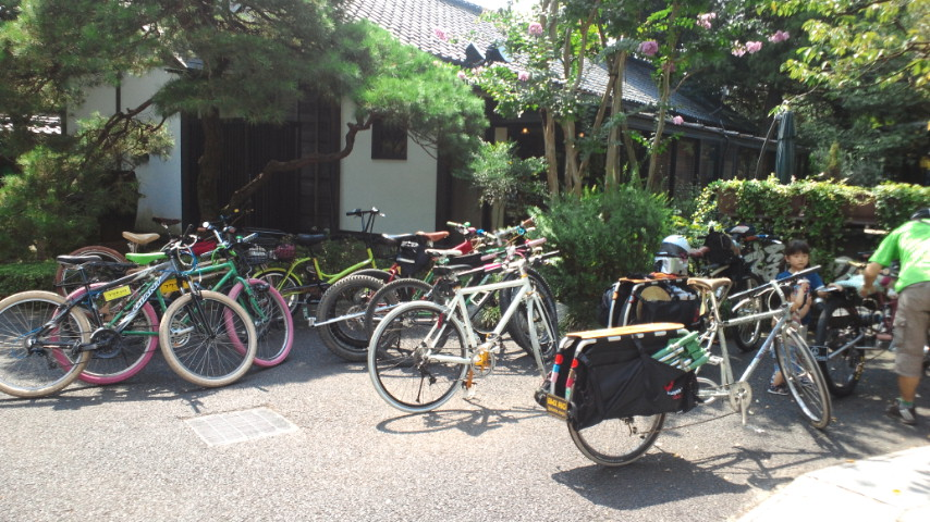 きちがい自転車