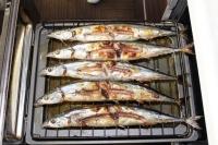秋刀魚焼き上がり3