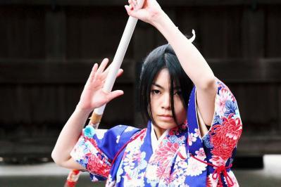縮甲斐姫3