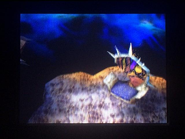 ドラクエ4 北米版 Psaro the Manslayer is defeated24