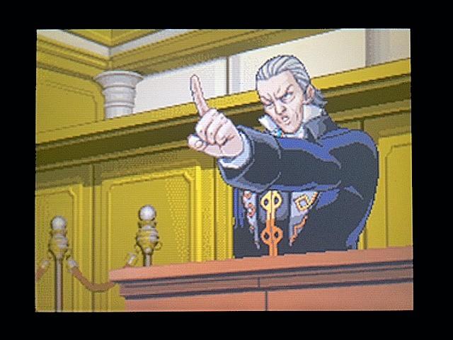 逆転裁判 北米版 カルマ指