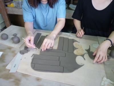 9月の陶芸教室