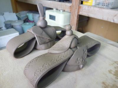 九月の陶芸教室