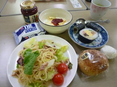 C委員会・ランチ