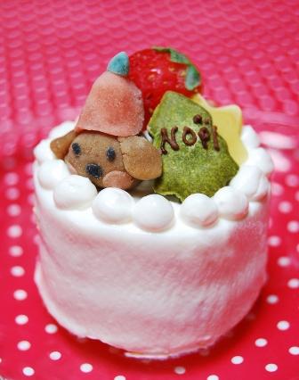 2011クリスマスケーキ2