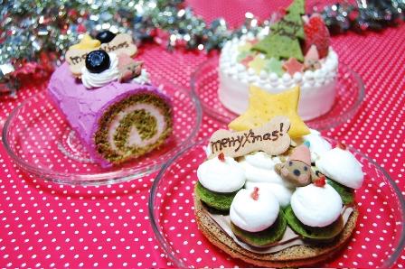 2011クリスマスケーキ1