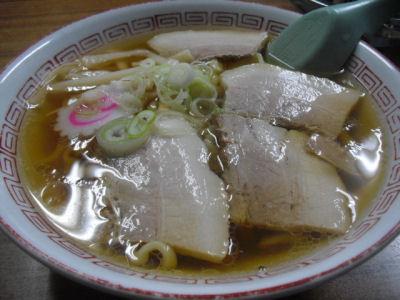 喜多方のお店麺