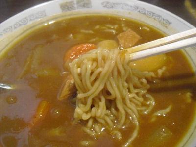 正広カレー麺