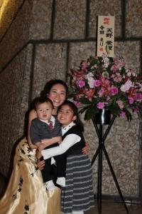 With my babies2 !