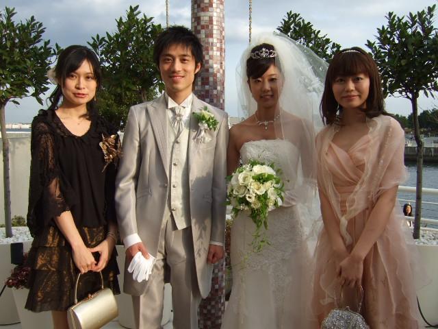 りゅう&まい結婚式 001