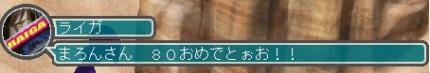 80レベ☆ライガさん