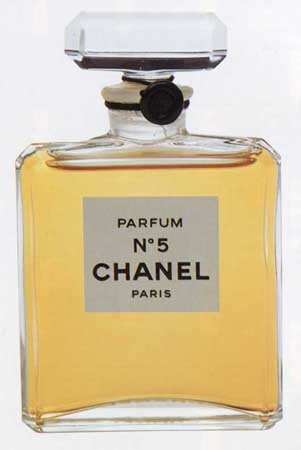 chanel no.5 old