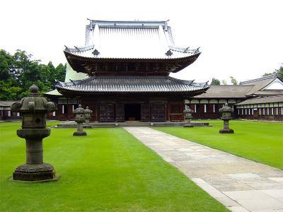 瑞龍寺仏殿(24.11.8)