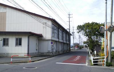 若穂体育館(24.10.14)