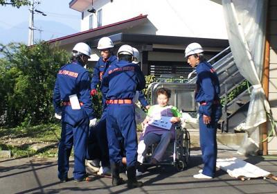 避難訓練(24.10.21)