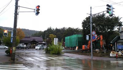 駅前も再開発?(24.10.23)