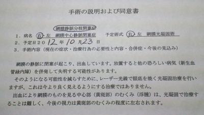 手術の同意書(24.10.23)