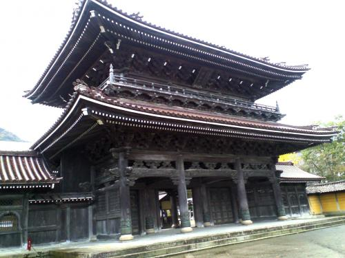 井波別院瑞泉寺(24.11.7)
