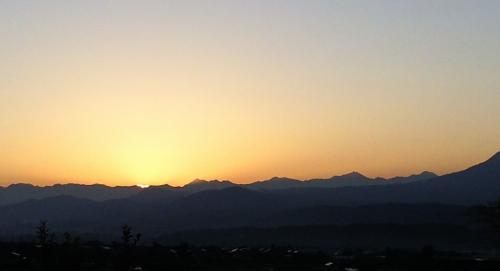 17日の落陽(24.11.20)