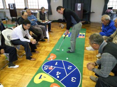 ゴルフゲーム(24.11.25)