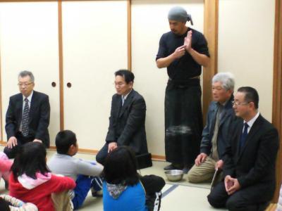 今日の先生岩本そば屋さん(24.11.26)