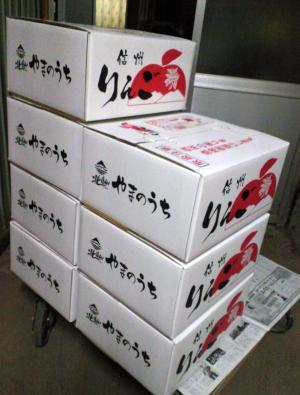 贈答用10キロ箱(24.12.7)