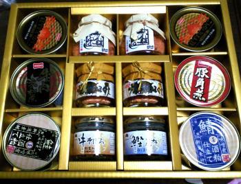 缶詰・佃煮セット(24.12.19)