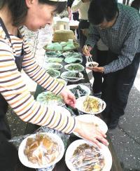 無料サービス田舎料理(24.4.29)