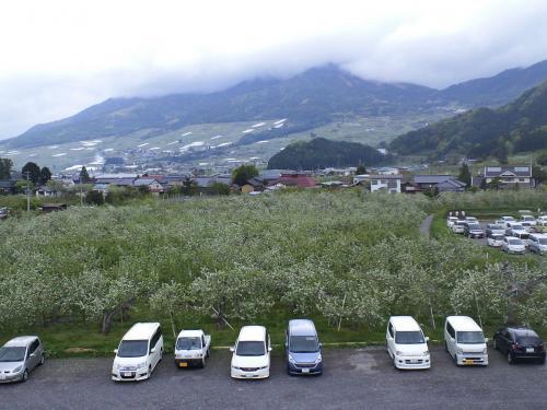 瑞雲覆う高社山(24.5.10)