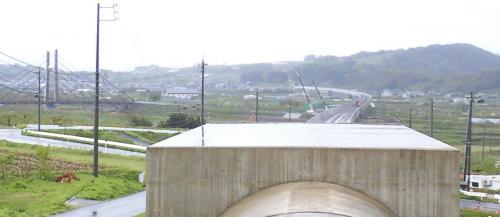 北陸新幹線高社トンネル入り口(24.5.14)