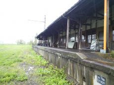 木島線木島駅の現在(24.5.14)