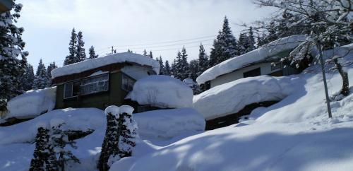 豪雪の須賀川(24.5.18)