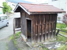 夜間瀬駅のトイレ(24.5.31)