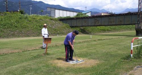 宇木公民館マレットゴルフ大会(24.6.24)