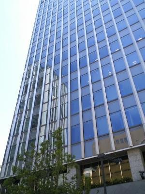 平河町の高層ビル(24.7.31)