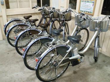 電動アシスト付自転車(24.9.20)