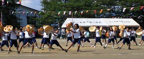 花笠踊り(24.9.22)