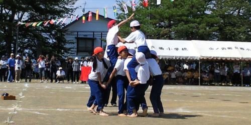 帽子とり合戦(24.9.22)