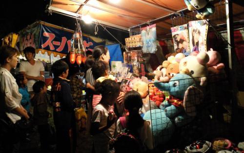出店のおもちゃ屋さん(24.9.22)