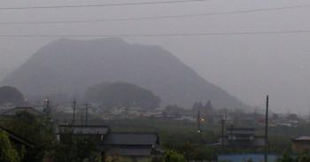 台風が近づいています(24.9.30)