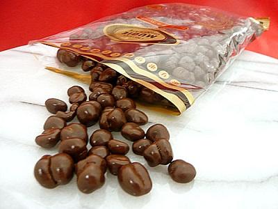 麦チョコってまーちゃんの肉球♪