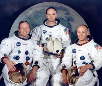 アポロ11号宇宙飛行士どん
