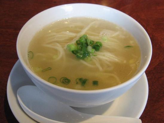 平和台 遊菜〆のラーメン ダシは上海蟹