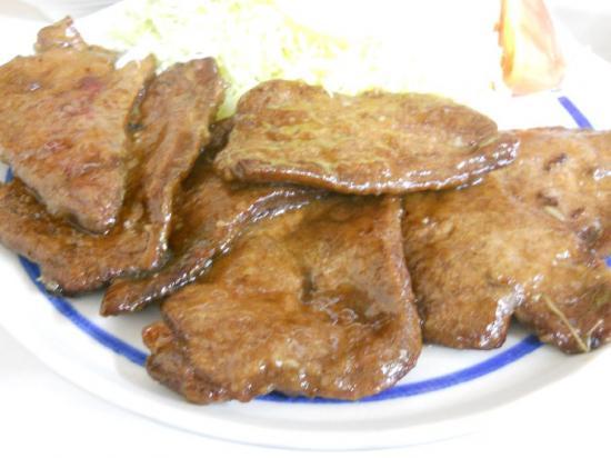 万福レバステーキ02