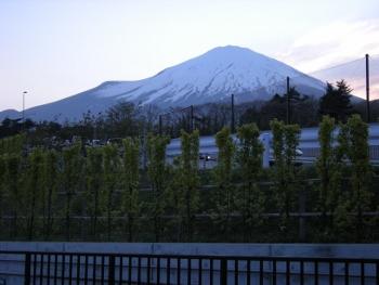 須走 富士山