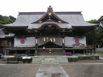 酒列磯前神社