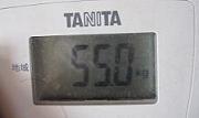 55.0キロ