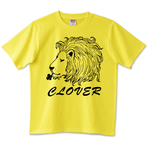 Clover And Lion_t