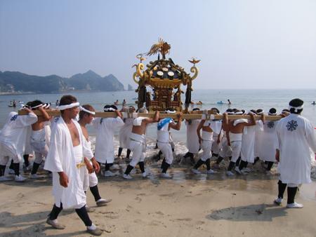 鵜原祭り0724