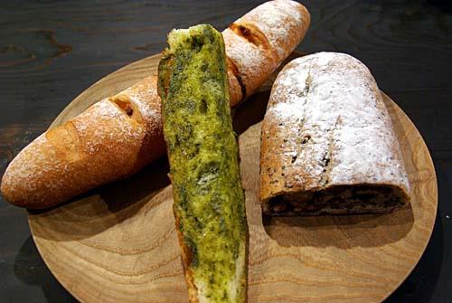 ボン・フィセルのパン